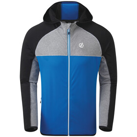 Dare 2b Ratified II Core Stretch Jacke Herren athletic blue/black/ash grey marl